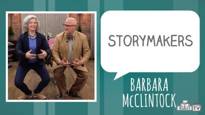 StoryMakers: Barbara McClintock EMMA AND JULIA LOVE BALLET