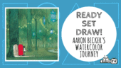 Ready Set Draw Aaron Becker Watercolors