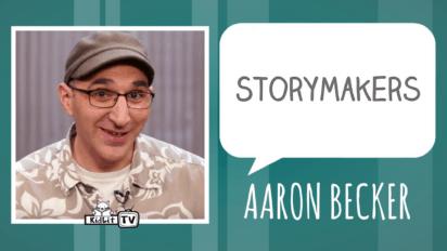 StoryMakers: Aaron Becker