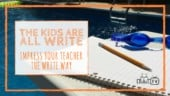 Featured Image - The Kids Are All Write - Impress