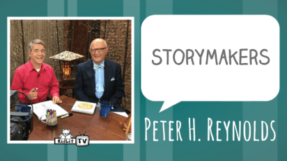 StoryMakers with Peter H. Reynolds THE DOT