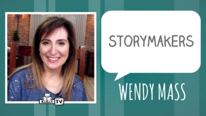 StoryMakers: Wendy Mass