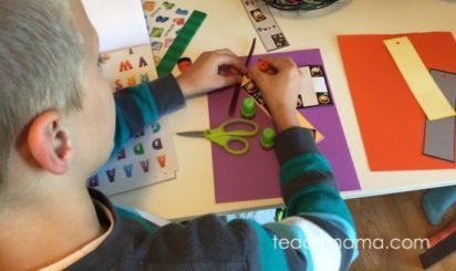 Halloween Bookmarks   Make your own