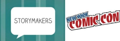 Comics for Kids at New York Comic Con