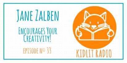 KidLit Podcast: Jane Zalben
