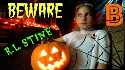 Beware! R.L. Stine