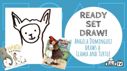Ready Set Draw! Angela Dominguez