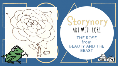 Storynory: BEAUTY AND THE BEAST