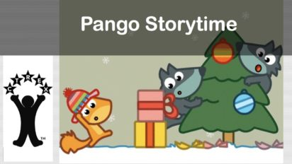 Pango Storytime: Piggy Merry Christmas