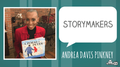 StoryMakers: Andrea Davis Pinkney