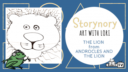 Storynory: ANDROCLES AND THE LION