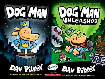 Grafic Novels Are Great   Dav Pilkey