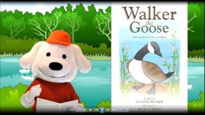 Storytime Pup   WALKER THE GOOSE