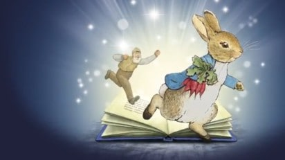 Where is Peter Rabbit? The Beatrix Potter Musical
