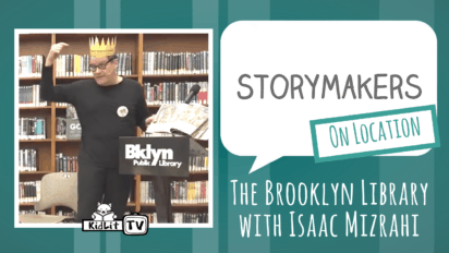 StoryMakers On Location: The Brooklyn Public Library