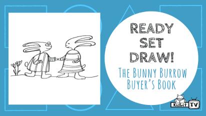 Ready Set Draw! Steve Light's Bunnies