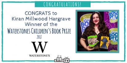 Waterstones Children's Book Prize Announced!