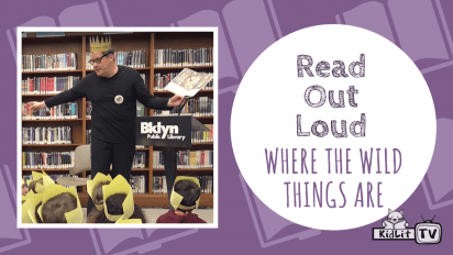 Read Out Loud: WHERE THE WILD THINGS ARE