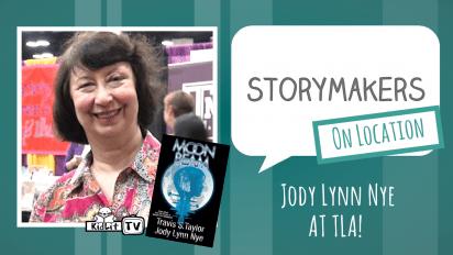 StoryMakers On Location: Jody Lynn Nye at TLA
