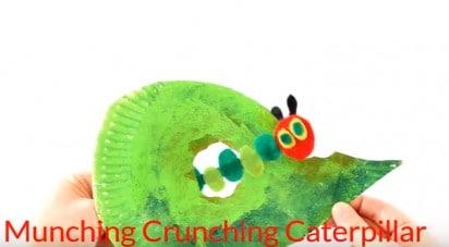 Munching Crunching Caterpillar