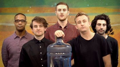 Book Boys | No More Chugging Water