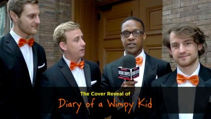 Book Boys: Diary of A Cover Reveal