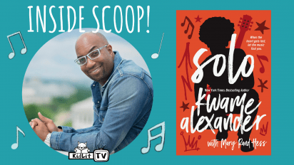 Kwame Alexander Going SOLO