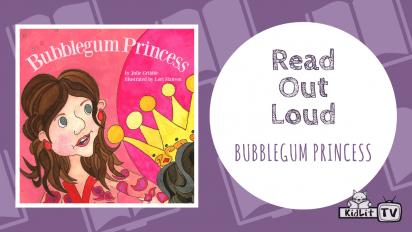 Read Out Loud: BUBBLEGUM PRINCESS with Lori Hanson