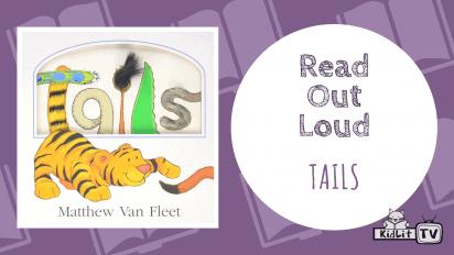 Read Out Loud: TAILS with Matthew Van Fleet