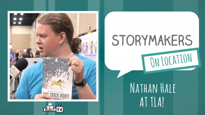 StoryMakers On Location: Nathan Hale at TLA