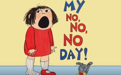 MY NO NO NO DAY! Read Aloud Books for Children