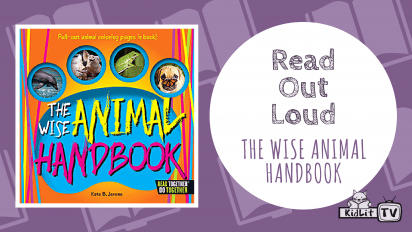 Read Out Loud: THE WISE ANIMAL HANDBOOK