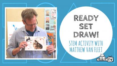 Ready Set Draw! STEM Activity: How Mechanical Books Work!