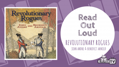Read Out Loud: REVOLUTIONARY ROGUES