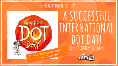 Successful International Dot Day