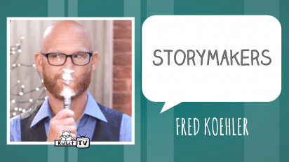 StoryMakers with Fred Koehler