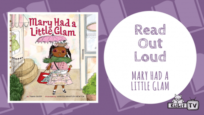 Read Out Loud MARY HAD A LITTLE GLAM