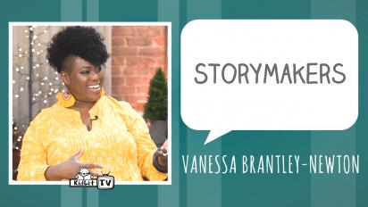 StoryMakers with Vanessa Brantley-Newton