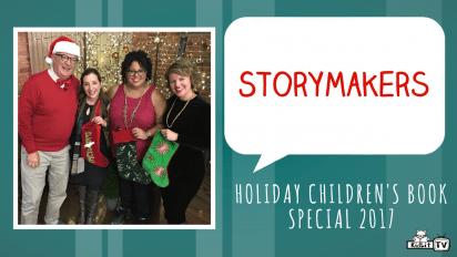 KidLit TV Holiday Children's Book SPECIAL 2017!