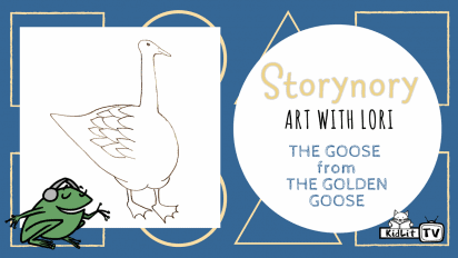 Storynory: THE GOLDEN GOOSE