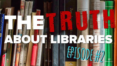 The TRUTH About Libraries! Ep2
