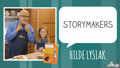StoryMakers in the Kitchen with Hilde Lysiak