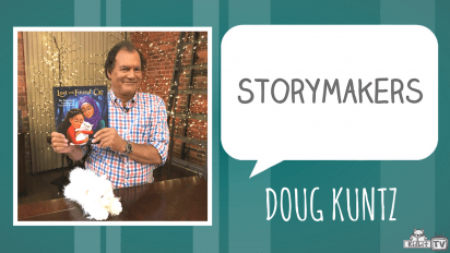 StoryMakers with Doug Kuntz LOST AND FOUND CAT