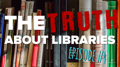 The TRUTH About Libraries! Ep4