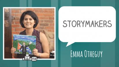 StoryMakers with Emma Otheguy