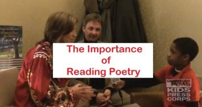 The Importance of Reading Poetry