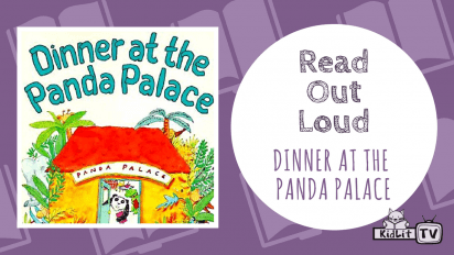 Read Out Loud | DINNER AT THE PANDA PALACE