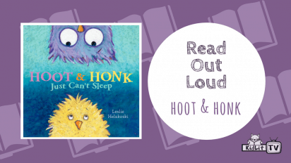 Read Out Loud | HOOT & HONK JUST CAN'T SLEEP