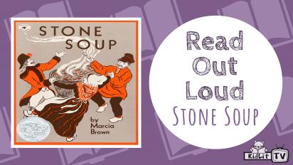 Read Out Loud | STONE SOUP