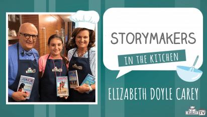 StoryMakers in the Kitchen | Elizabeth Doyle Carey makes Nachos!
